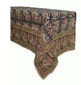 "Tablecloth, Paisley Harvest, 228cm x 177cm / 90"" x  70"""