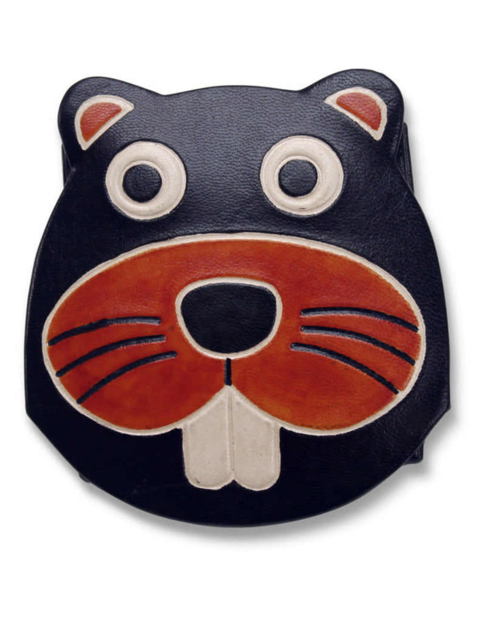 Craft Resource Centre Eco-Leather Beaver Coin Purse
