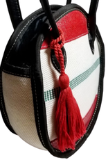 Recycled Firehose Purse