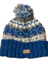 Ark imports Nuevo Cozy Pom Pom Hat