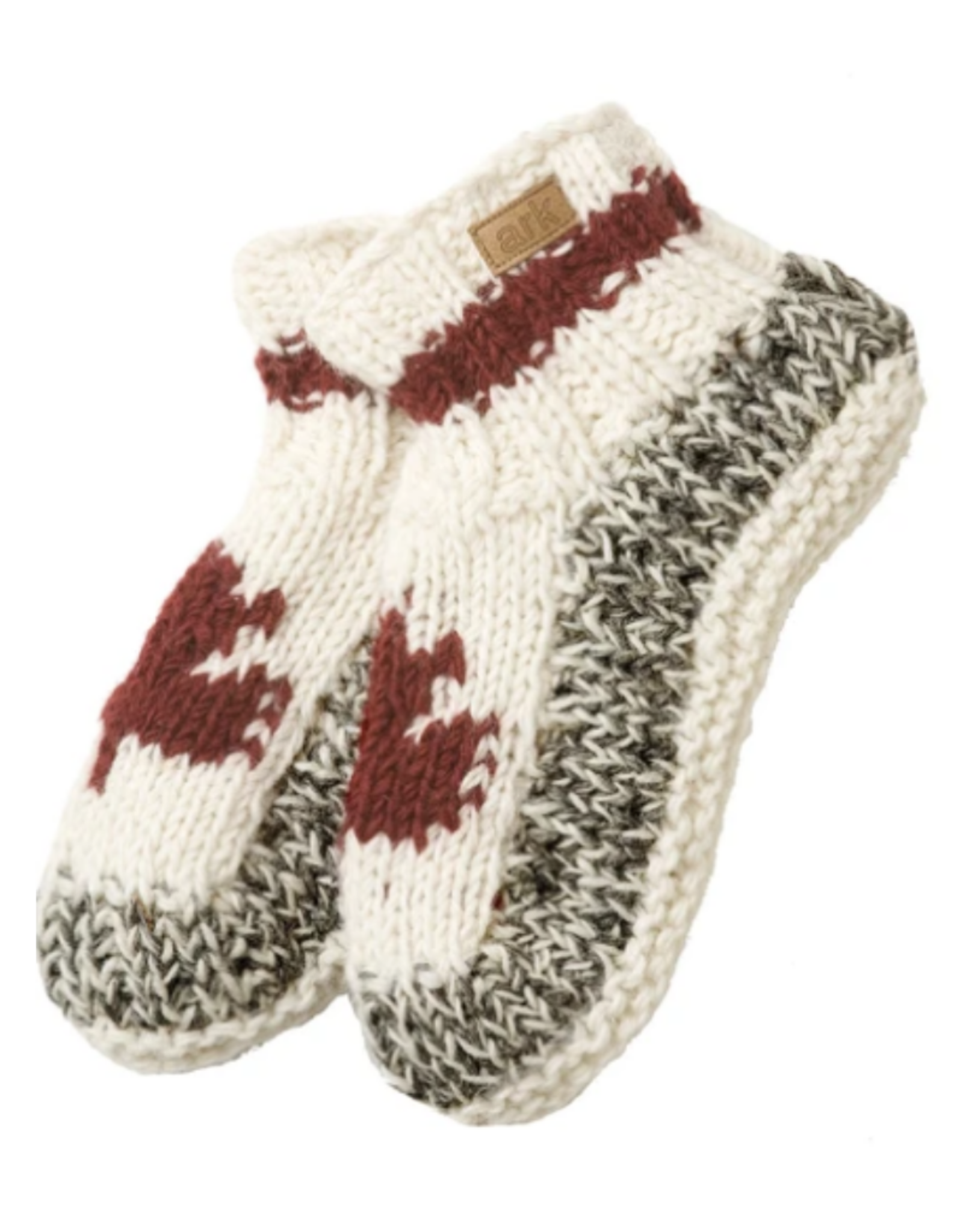 Ark imports Maple Cabin Booties