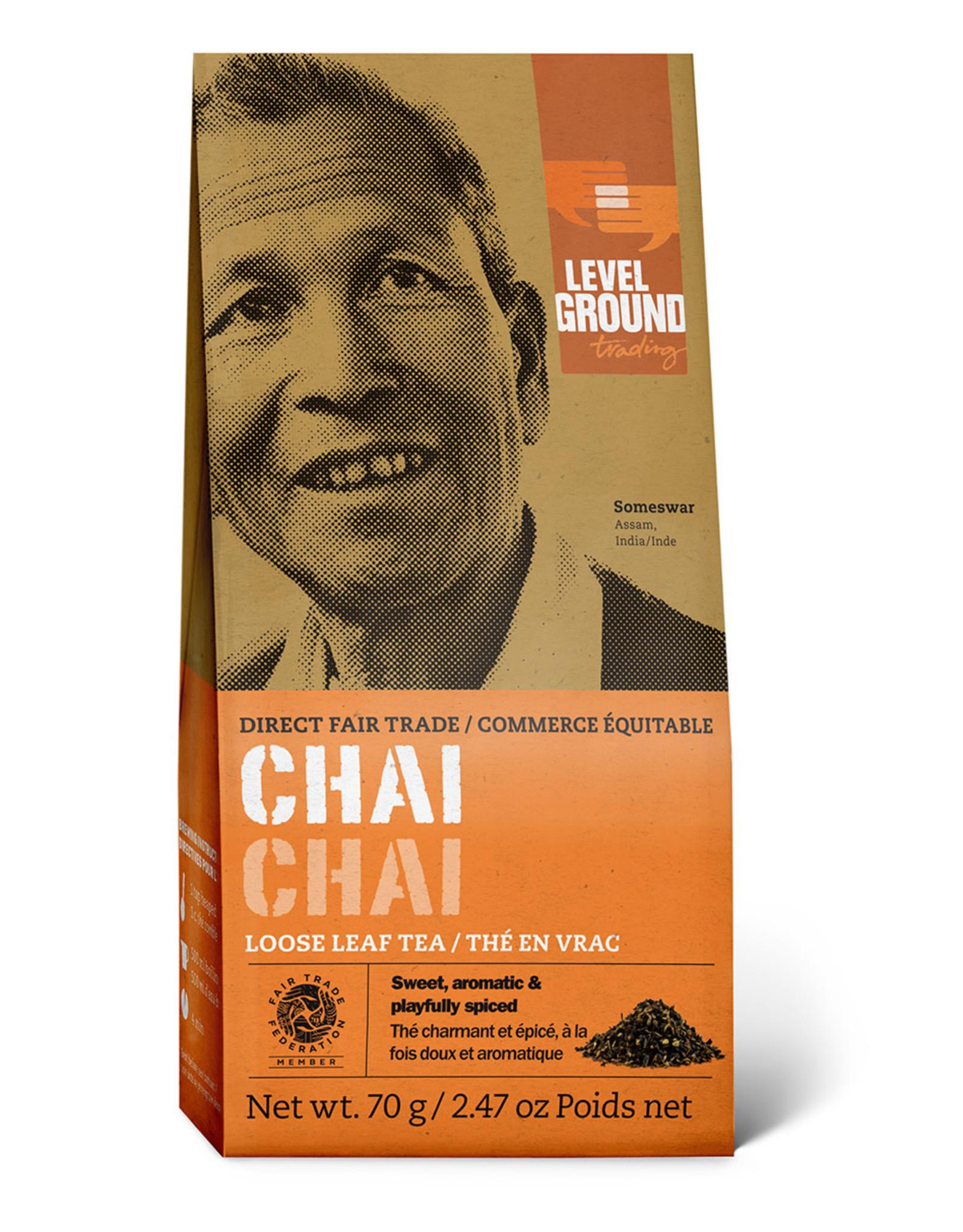 Level Ground Level Ground Chai Tea, loose