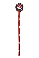 Give A Hoot Pencil (Red)