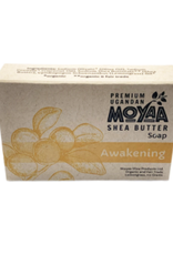 Moyaa Shea Butter Shea Soap Awakening (Lemongrass)