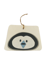 Gift Tag - Plump Penguin