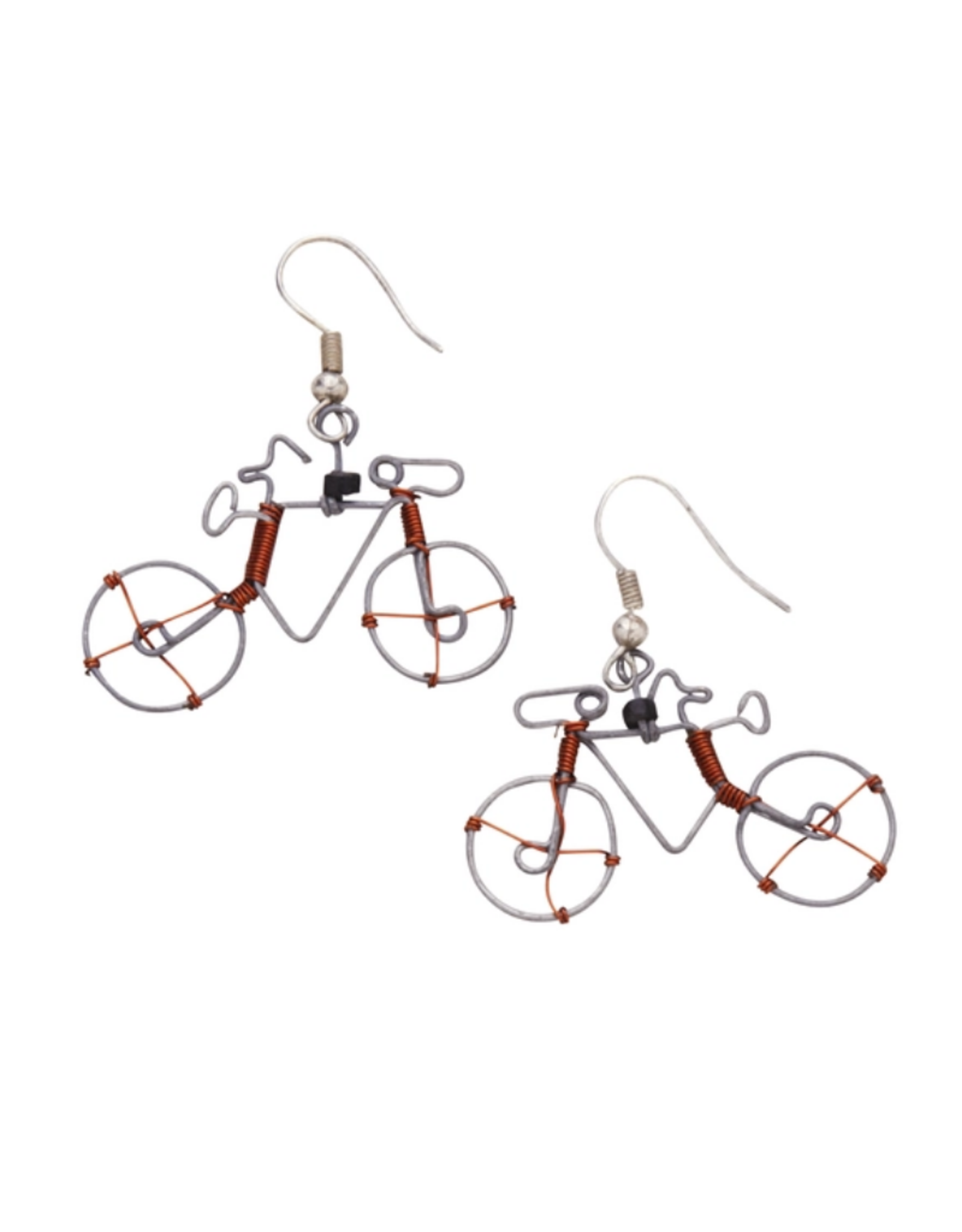 TTV USA Cycling Whimsy Earrings
