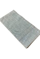 Soft Blue Cotton Napkin - India