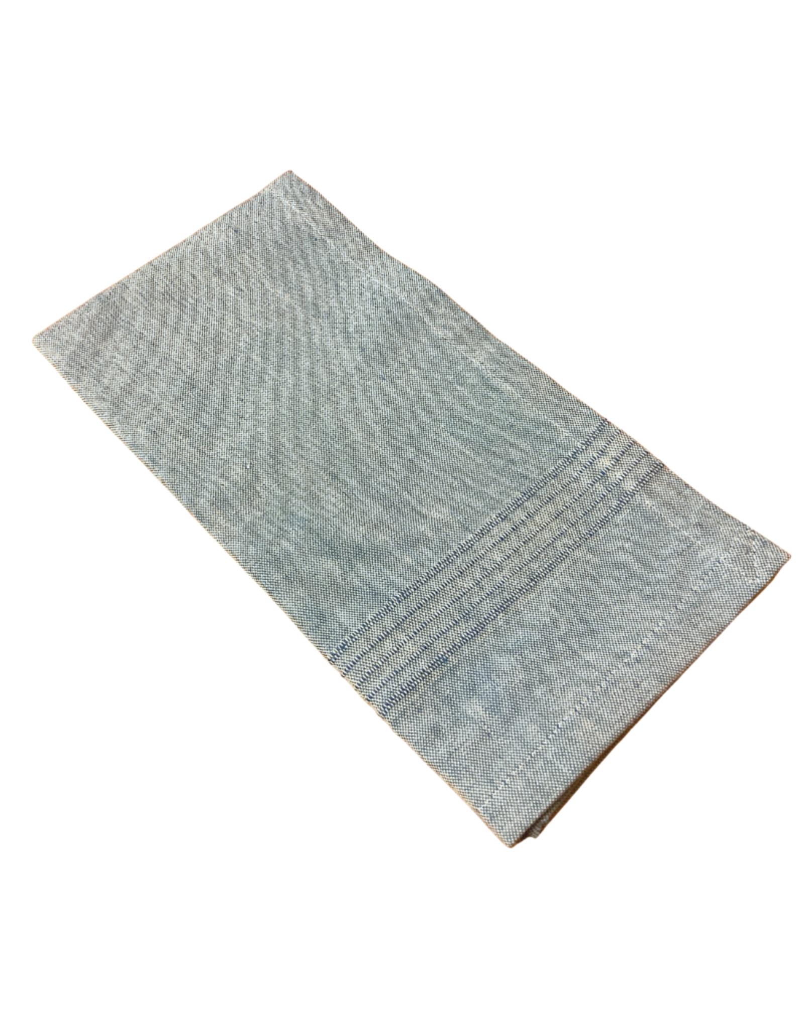 Soft Blue Cotton Napkin