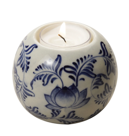 TTV USA Flowering Tea Light Holder (Assorted Patterns)