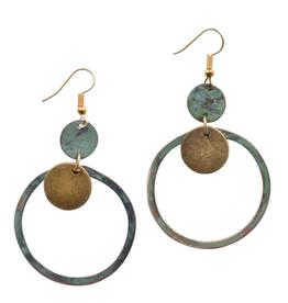 TTV USA Opportunity Earrings