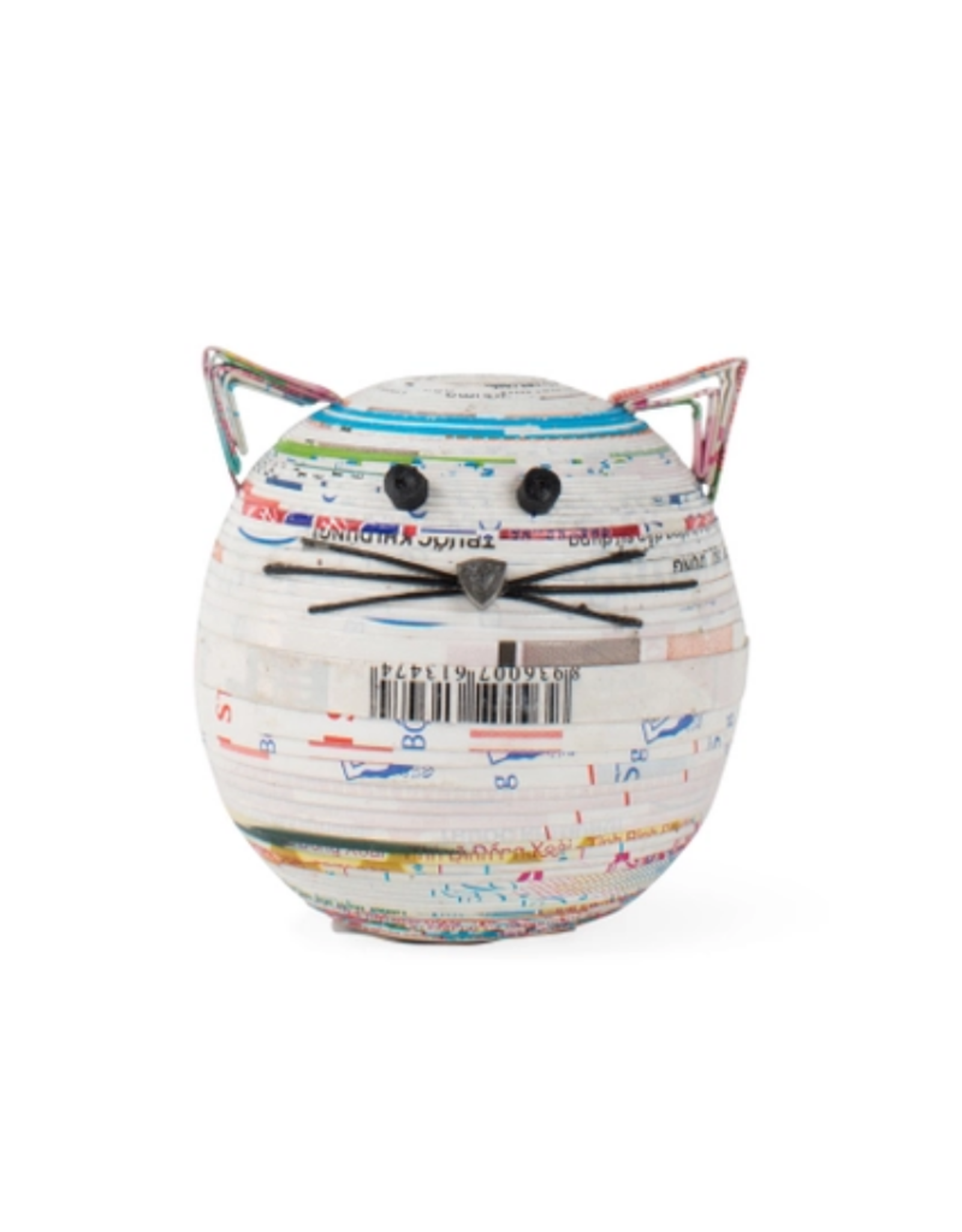 TTV USA Coiled Paper Cat Box