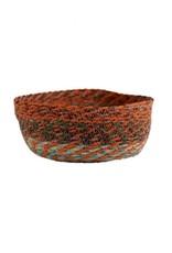TTV USA Swirling Sari Basket (L) (Assorted Colours)