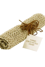 TTV USA Natural Hemp Washcloth