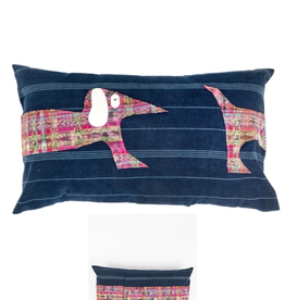 TTV USA Heads or Tails Pillow - Guatemala