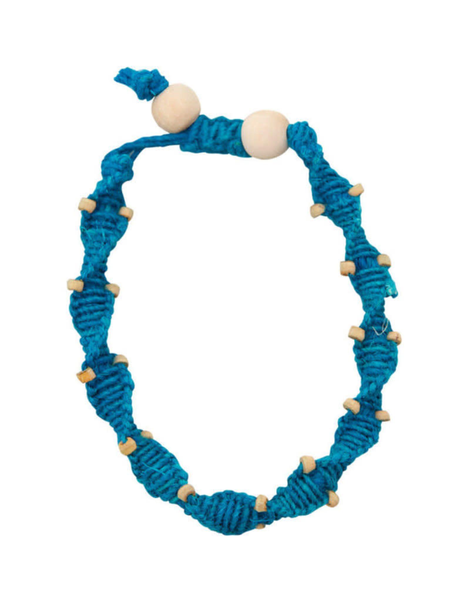 Ocean Hemp Bracelets