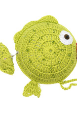 Crocheted Fishy Measuring Tape