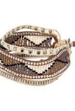 Beaded Desert Bracelet