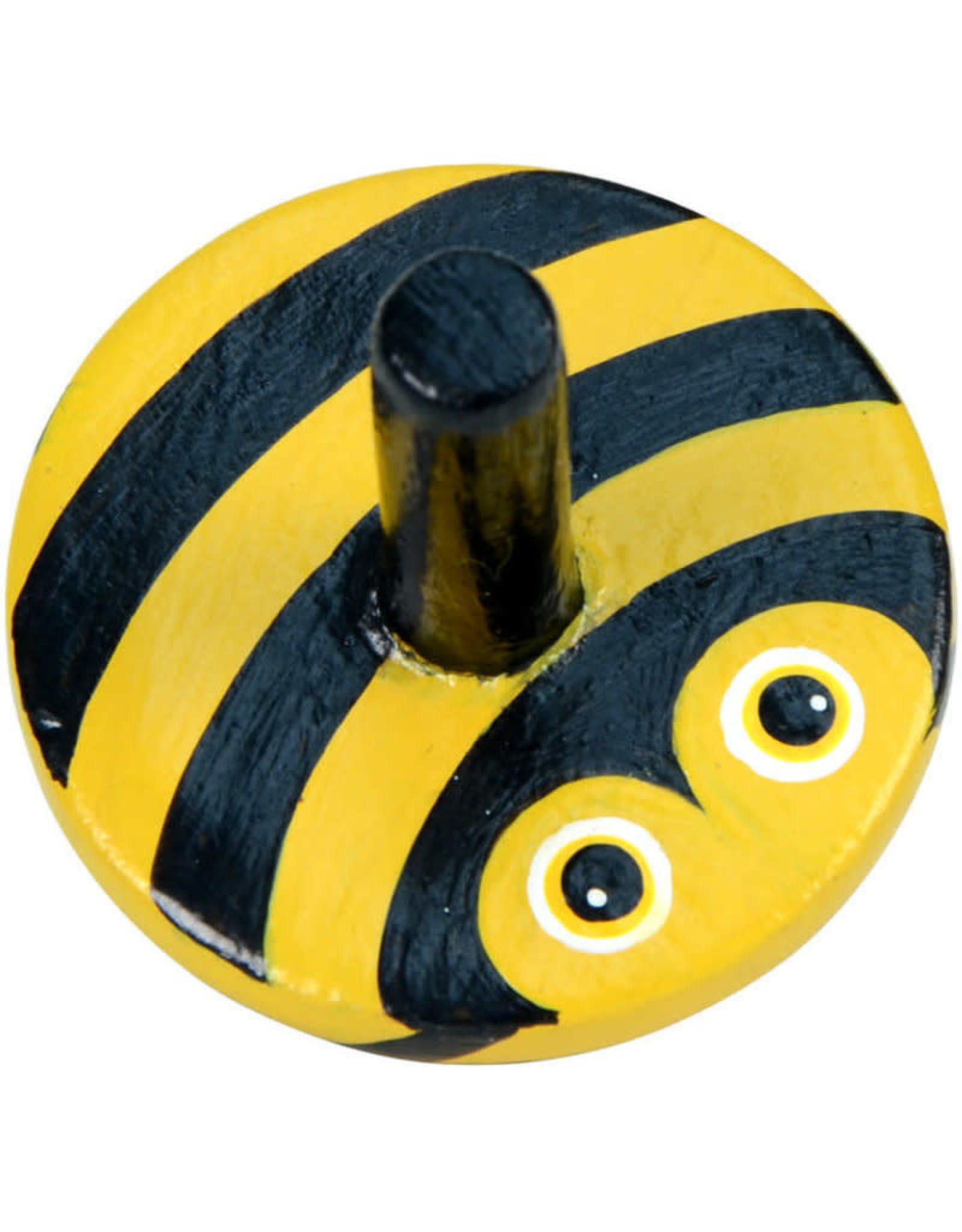 Spinning Bumblebee Top