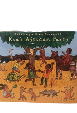 CD Putumayo Kids African Party