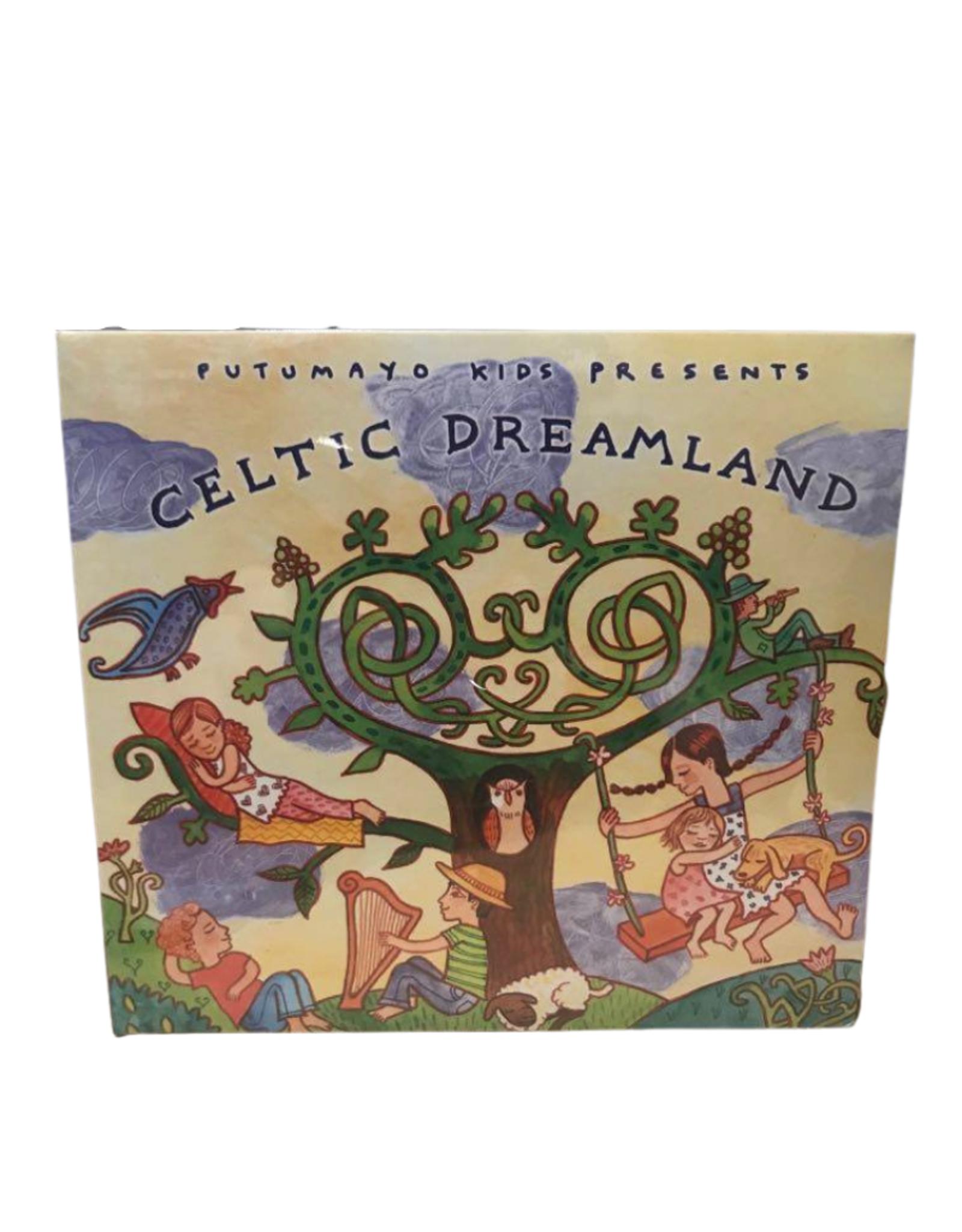CD Putumayo Celtic Dreamland