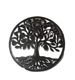 Giving Tree Metal Wall Hanging