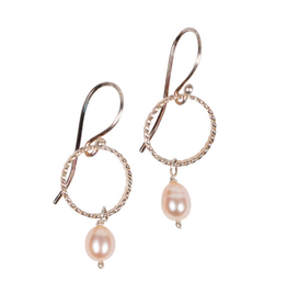 TTV USA Joyful Pearl Earrings