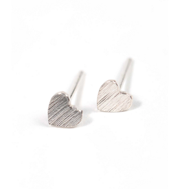 TTV USA Charming Heart Earrings