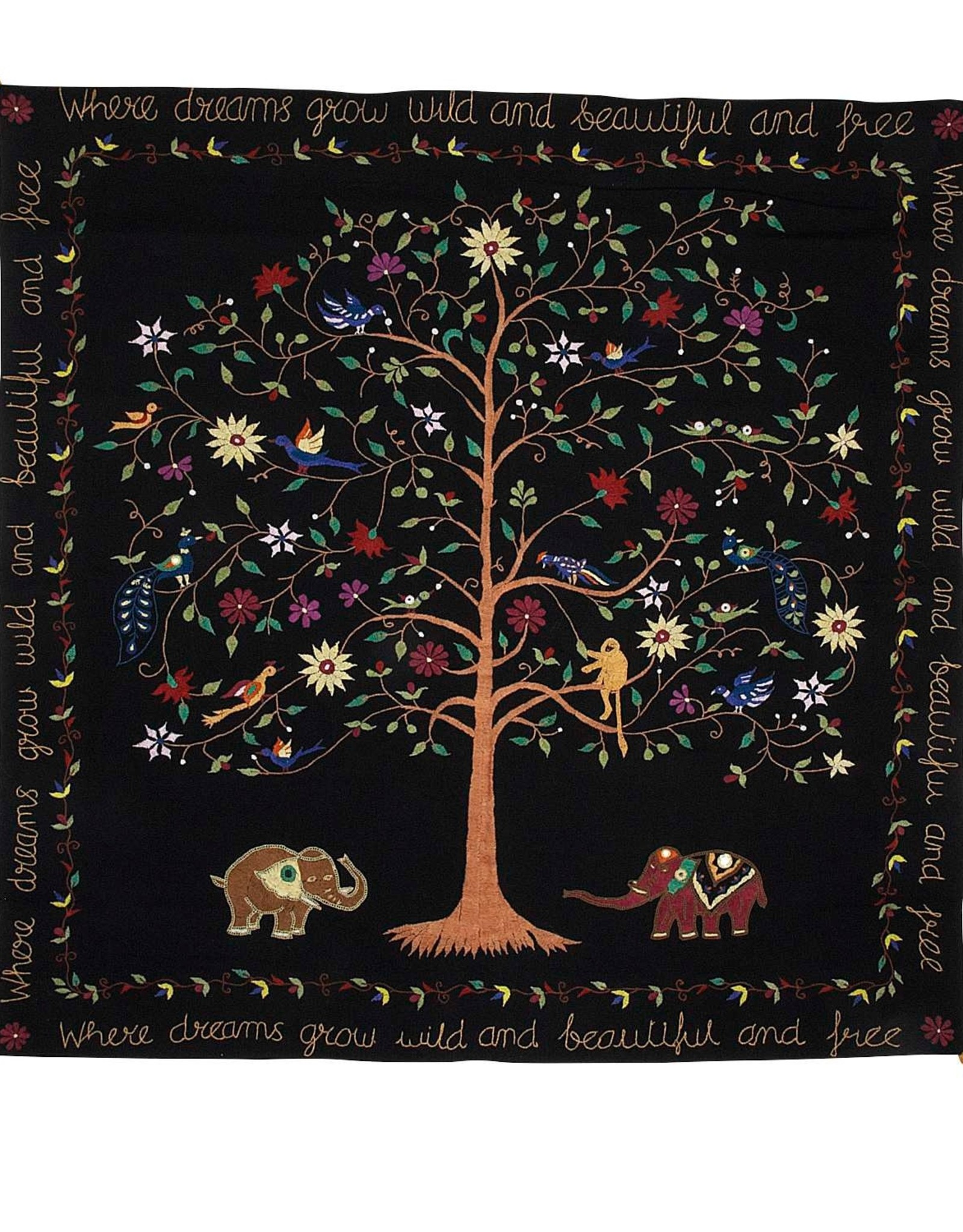 TTV USA Dream Tree Wall Hanging