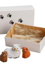TTV USA Kitty Prints Matchbox - Peru