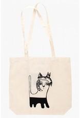 TTV USA Cat & Fish Shopping Bag