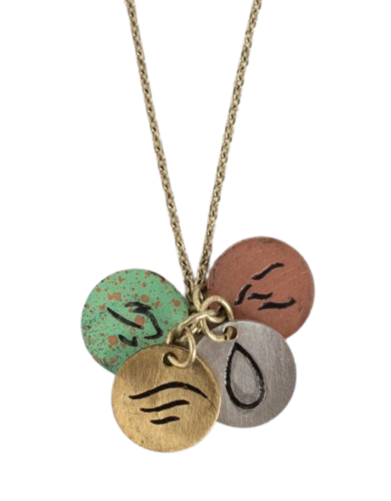 TTV USA Four Elements Necklace