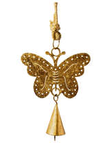 Global Crafts Chime, Butterfly Cut-out