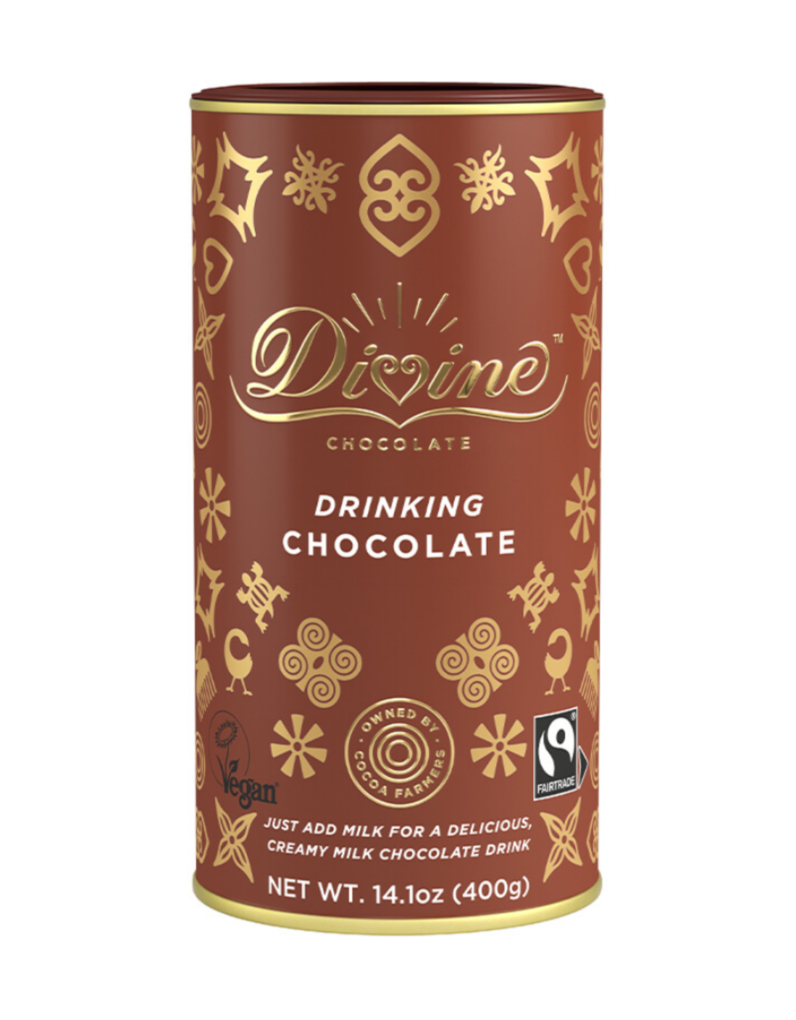 Divine Chocolate Divine Drinking Chocolate