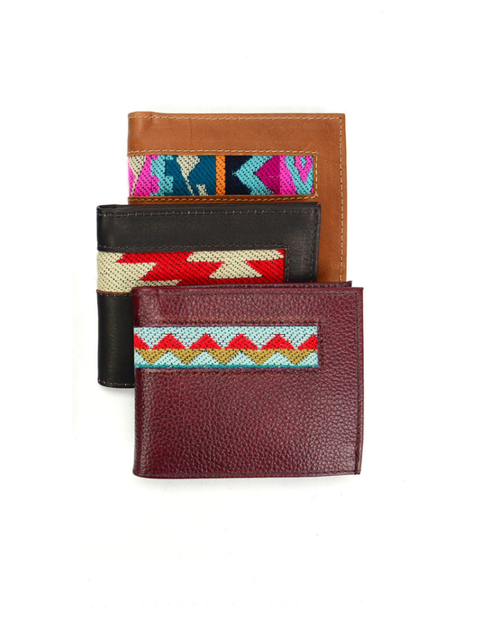 Minga Wallet Leather Bi-fold