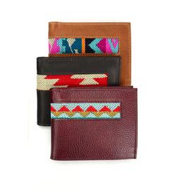 Minga Wallet Leather Bi-fold