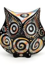Minga Owl Figurine Chulucanas