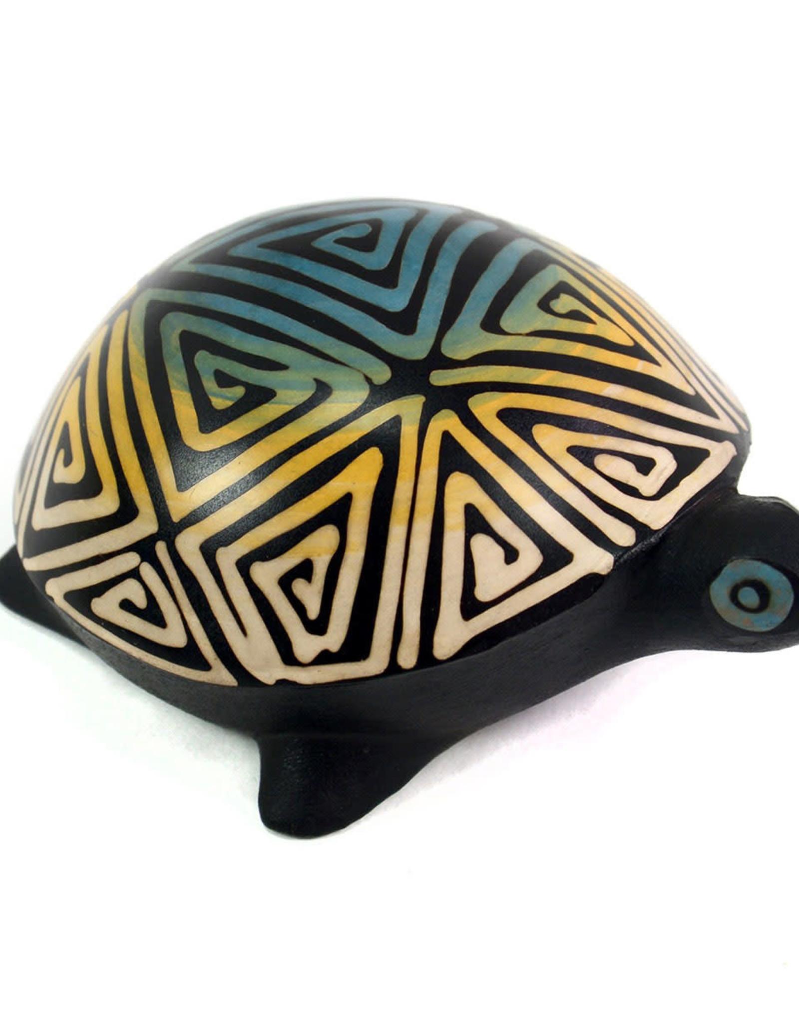 Minga Turtle Figurine Chulucanas