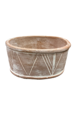 Oval Terracotta Planter (Medium)