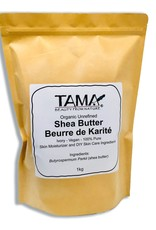 Tama Cosmetics Organic Unrefined Shea Butter