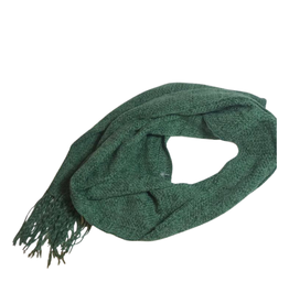 Ten Thousand Villages Scarf Green