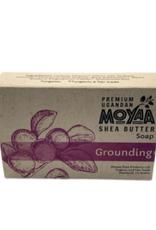 Moyaa Shea Butter Shea Soap Grounding , Patchouli