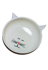 Ceramic Cat Food Dish