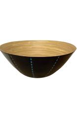 Blue Skies Bamboo Serving Bowl