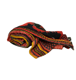 Recycled Sari Throws