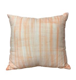 Peach Scribble Cushion