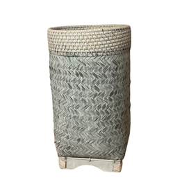 Bamboo Rattan Basket