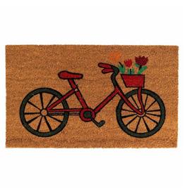Bicycle Door Mat