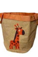 Giraffe Jute Bag