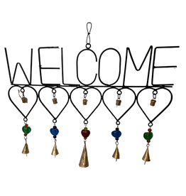 Welcome Home Wall Hanging