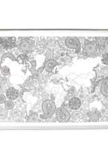 Colour Your Own World Poster Art